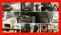 تلاش 22 آتشنشان در پی آتش سوزی منزل مسکونی در حمیدیان رشت